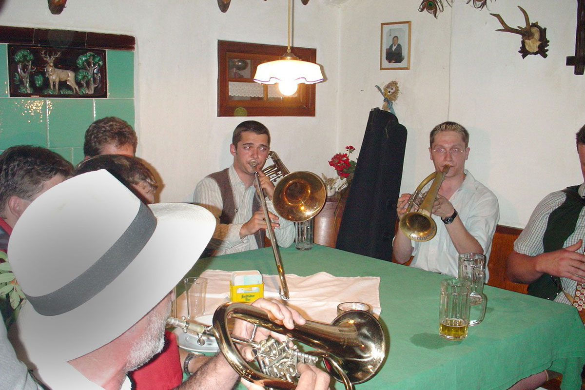 traditionelle Musik